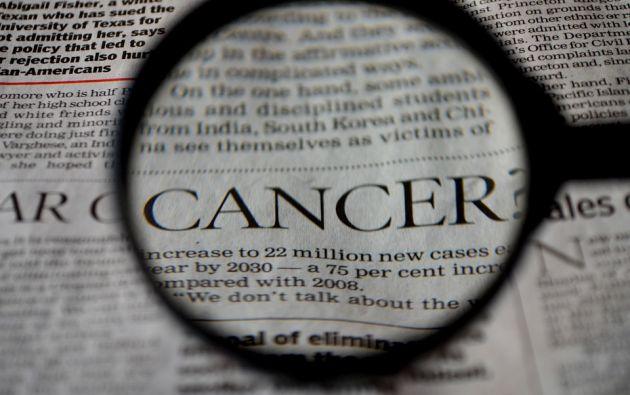 En los países ricos el cáncer mata a más gente que la presión arterial alta, colesterol alto, o tabaquismo. Foto: Pixabay