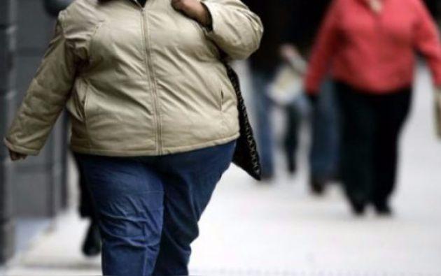 Elevado nivel de masa corporal en jóvenes indica un riesgo fuerte de accidente cardiovascular durante toda la vida. Foto: AFP.