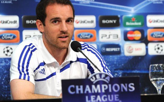 Christoph Metzelder disputó 47 partidos con la selección alemana entre 2001 y 2008.  Foto: AFP