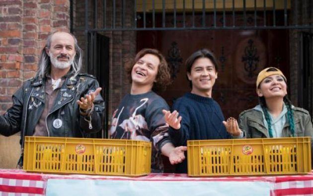 """La película """"Dedicada a mi ex"""" de Enchufe.tv se estrenará el 8 de noviembre en los cines de Ecuador."""