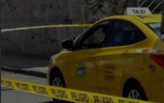El acusado intentó escapar luego de que fuera ingresado al patrullero de la Policía Nacional. Foto referencial