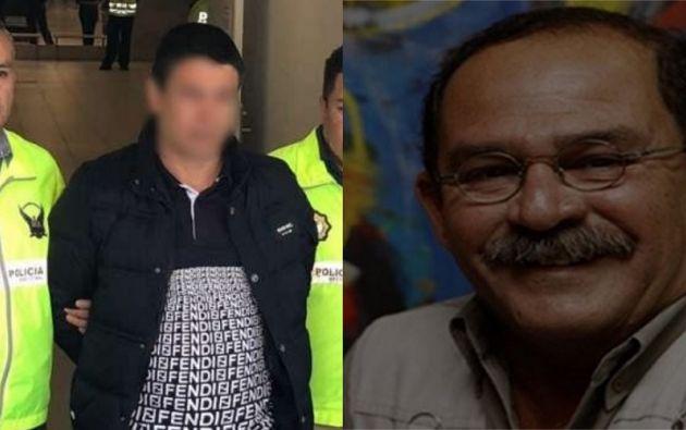 El hombre identificado como Juan Carlos M. L., es señalado por la Fiscalía como el presunto autor intelectual del hecho.