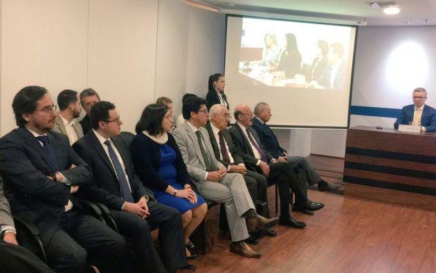 La evaluación oral se cumplirá en audiencias previstas para los días 7, 8, 9 y 10 de septiembre, en el Complejo Judicial Norte de Quito.