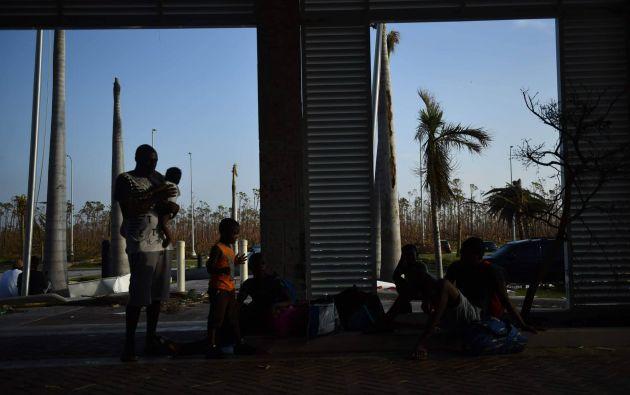 La cifra oficial de muertos es de 44 sin embargo, autoridades afirman que el número incrementará considerablemente. Foto: AFP.