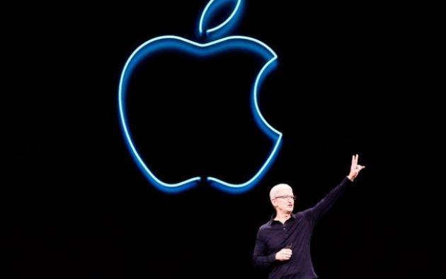 La prensa especializada ha adelantando las probables novedades del que ya se ha bautizado extraoficialmente como iPhone 11. Foto: AFP.