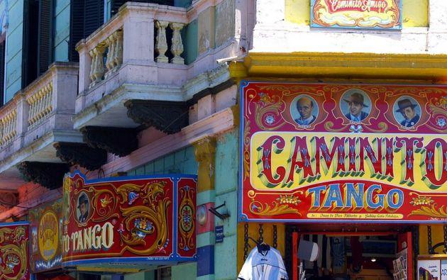 Buenos Aires, en Argentina, te espera con sus múltiples atractivos como el colorido de Caminito. (Foto: Pixabay)
