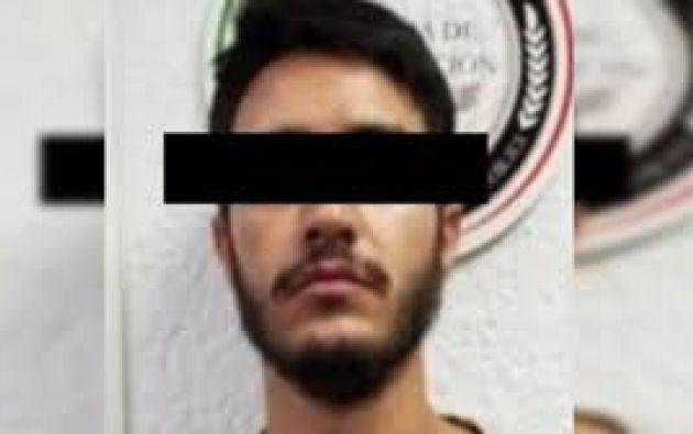 Luis Fernando Carillo Navarro está acusado, junto a tres personas más, de estrangular, violar y matar a una mujer con 64 puñaladas.