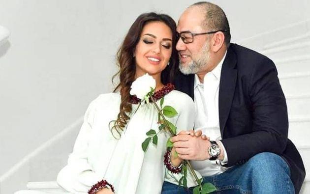 El matrimonio de Mohammed V con Oksana Voevodina que se llevó a cabo en Rusia duró siete meses. Foto: Instagram