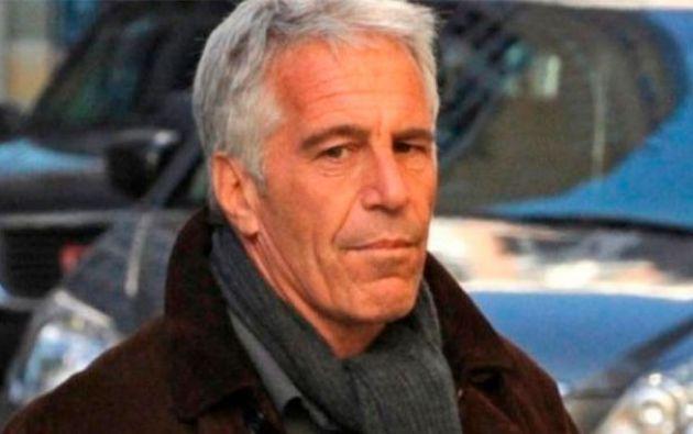 El multimillonario, Jeffrey Epstein, se suicidó en su celda el 10 de agosto, un mes después de ser arrestado. Foto: AFP.