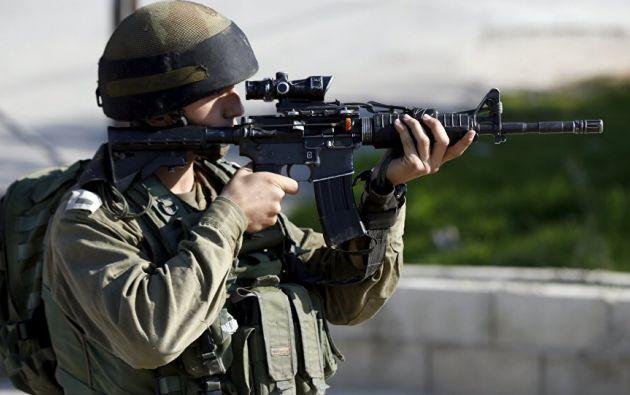 Comandos de grupo de lucha 'antiterrorista' se encuentran potenciando sus habilidades y reforzando sus capacidades. Foto: Reuters.