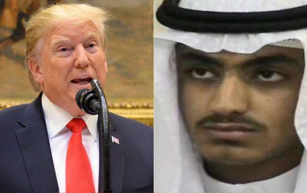 Hamza bin Laden planeó y trabajó con diversos grupos terroristas.