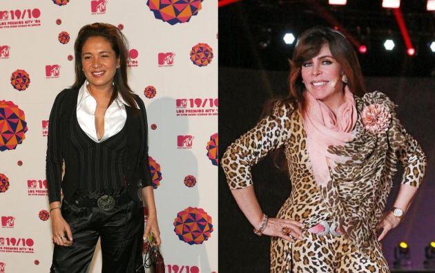 Andrade asegura que su relación con Verónica Castro no fue 'ocasional', según la presentadora duró cinco años y medio. Foto: AFP/Instagram