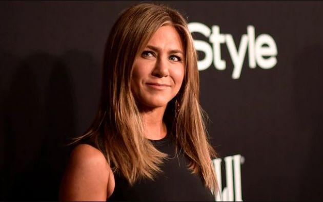 En la actualidad, Aniston critica los estereotipos de la industria y motiva a las mujeres a dejar a un lado los estándares de belleza. Foto: AFP.