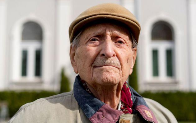 Después de sobrevivir a 4 campos de concentración, Feingold decidió establecerse en Austria, donde el antisemitismo aún estaba presente. Foto: AFP.