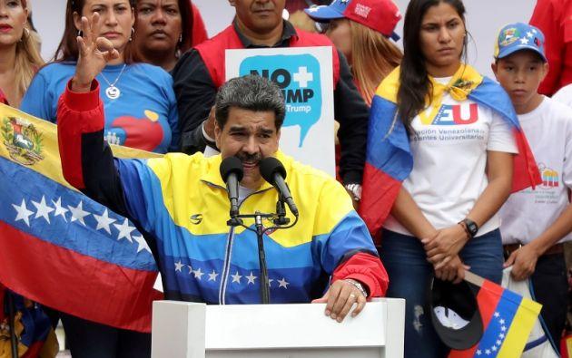 El TIAR es un mecanismo muy útil de presión económica y diplomática y para imponer sanciones contra Venezuela. Foto: Reuters