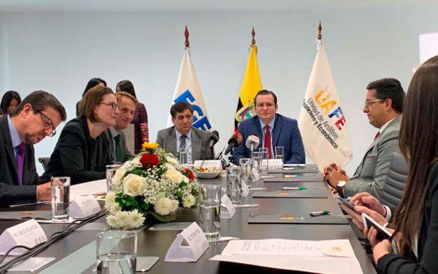 La Fiscalía General del Estado ejercerá la presidencia del GEIRA durante los primeros dos años.