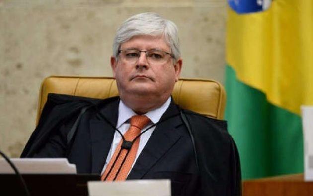 Janot denunció durante su gestión a cinco expresidentes, entre ellos a Luiz Inácio Lula da Silva. Foto: AFP