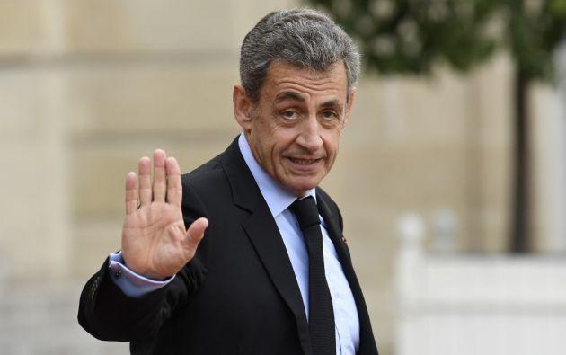 El expresidente, de 64 años, es sospechoso de haber superado el límite autorizado. Foto: AFP