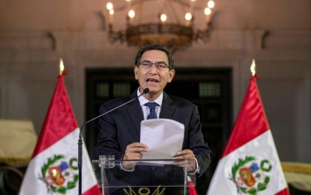 """La OEA consideró """"deseable que las partes realicen gestos que propicien la calma ante la crisis"""". Foto: AFP."""