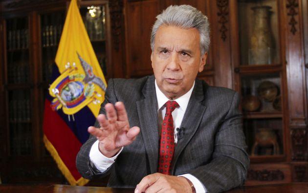 """""""Las decisiones que he tomado son decisiones postergadas durante décadas"""", dijo Moreno."""