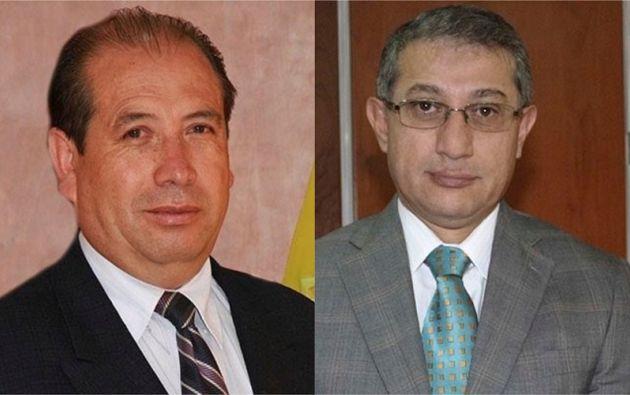 En aplicación del artículo 112 del COFJ, se impuso Flores y Enríquez la sanción de destitución.
