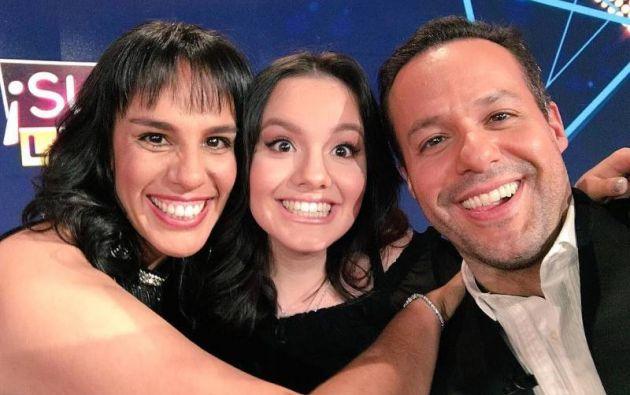 Los tres hijos del cantante, José Joel, Marysol y su media hermana Sara.