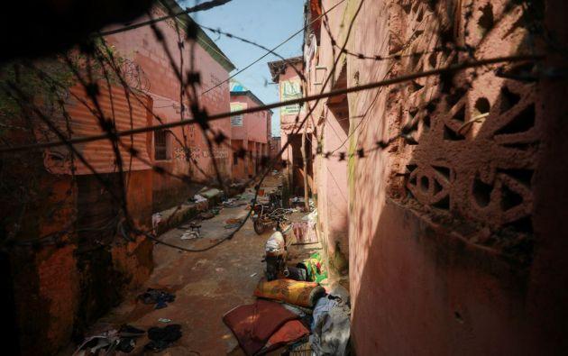 """El presidente Muhammadu Buhari calificó la escuela coránica de """"casa de tortura y centro de esclavitud"""". Foto: Reuters."""