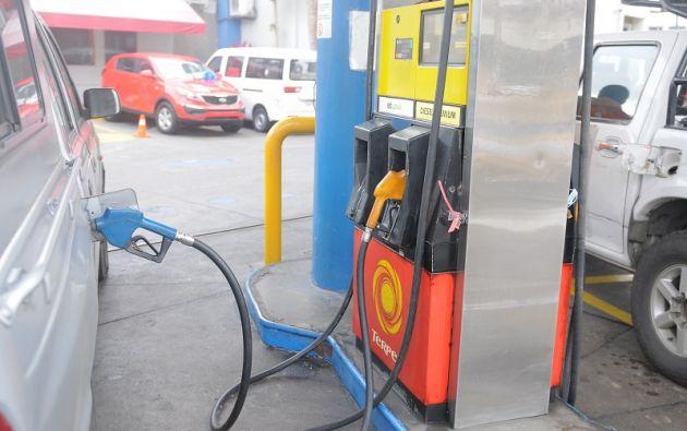 Los precios de los combustibles quedaron sujetos a los del mercado.