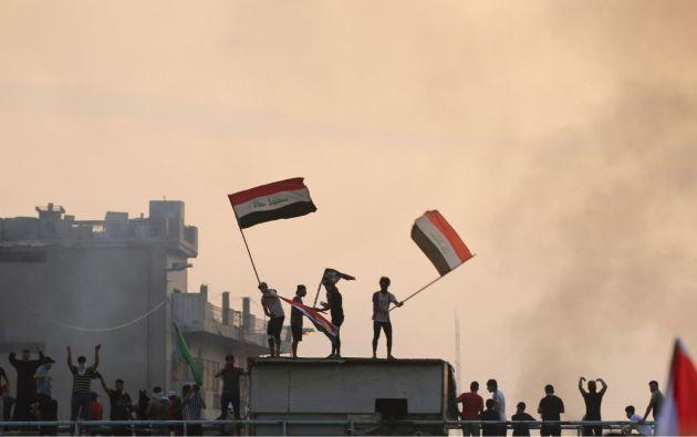 Amnistía Internacional instó a ordenar a las fuerzas de seguridad a dejar de usar la fuerza letal y excesiva y restablecer el internet. Foto: Reuters.