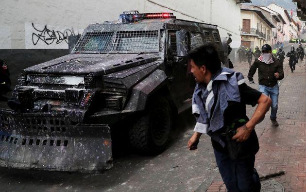 Los militares negaron que estuvieran trasladando explosivos.| Foto: Reuters (referencial)