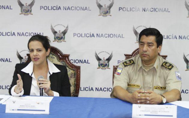 La autoridades señalaron que hasta hoy ninguna persona ha perdido la vida en un enfrentamiento con los uniformados.