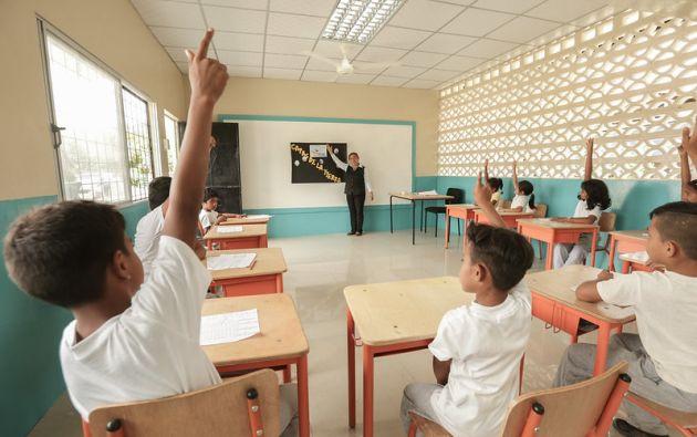 Creamer destacó que a nivel general, las instituciones educativas no fueron afectadas.