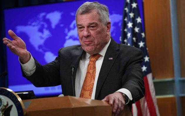 Kozak agregó que el acuerdo va a ayudar a devolver la estabilidad al país. Foto: AFP