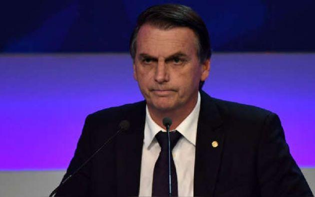 El mandatario se ha anticipado a una eventual separación con el Partido Social Liberal. Foto: AFP.