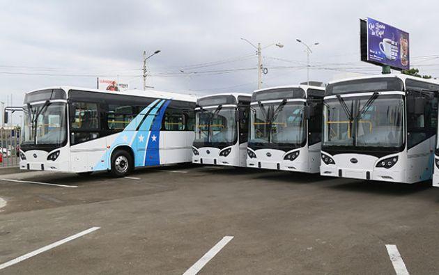 Desde este martes 15 de octubre las tarifas de transporte urbano, interprovincial e intrapovincial, vuelven a los precios establecidos antes del Decreto 884.