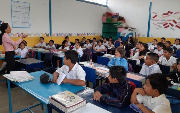 Este 15 de octubre se reanudaron las clases a nivel nacional.