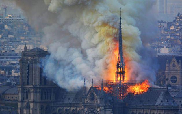 Según directivo de una de las productoras la serie dramática contará la verdadera historia de lo que pasó aquella noche. Foto: AFP.