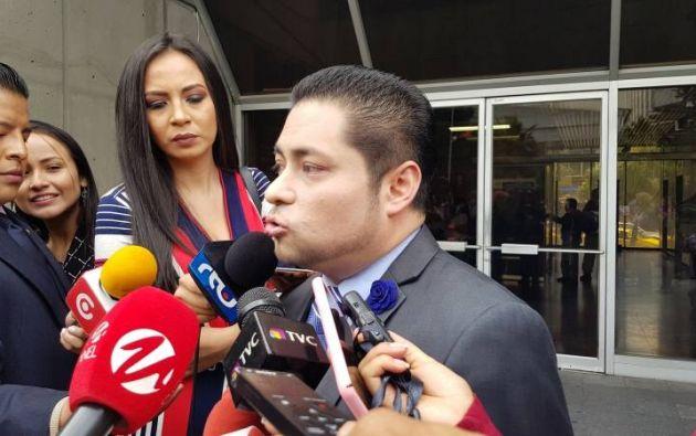 Según Hallo, el alcalde de Quito omitió funciones y obligaciones inherentes a su cargo. Foto: Tomada de El Universo.