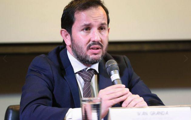 Iván Granda es doctor en Jurisprudencia y abogado de los tribunales de Justicia.
