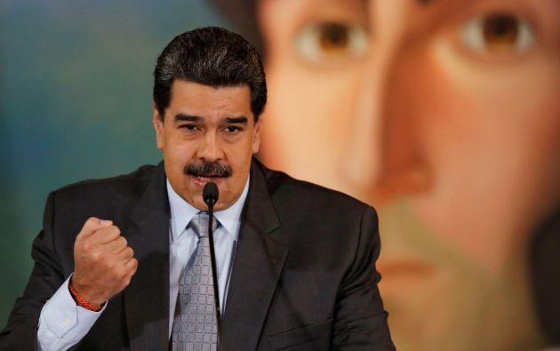 """Venezolanos en exilio denuncian que las democracias de Latinoamérica """"están en peligro"""" debido a las """"acciones desestabilizadoras"""" impulsadas por Maduro. Foto: Reuters."""