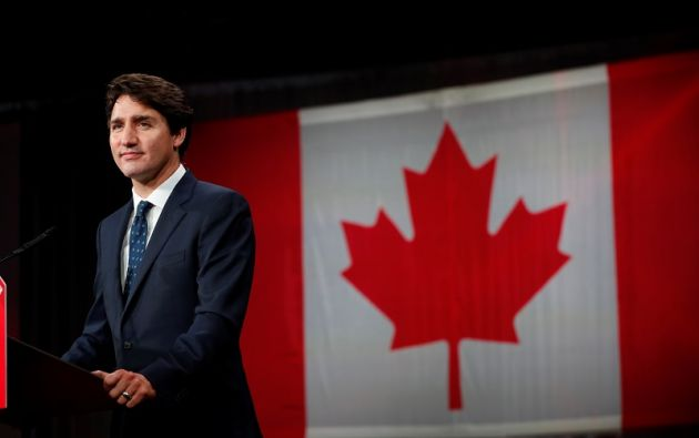 Trudeau extendió su mano a las provincias de Quebec y Alberta, donde el PL perdió una parte sustancial de apoyo popular. Foto: Reuters