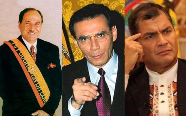 Entre los beneficiarios constan: María Rosa Pulley (esposa de Abdalá Bucaram), María Paola Mahuad (hija de Jamil Mahuad), y Pierina Correa (hermana del Rafael Correa).