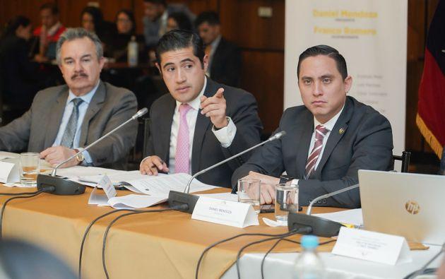 El ministro Martínez, recalcó que los valores recaudados no serán parte del Presupuesto del Estado 2020.