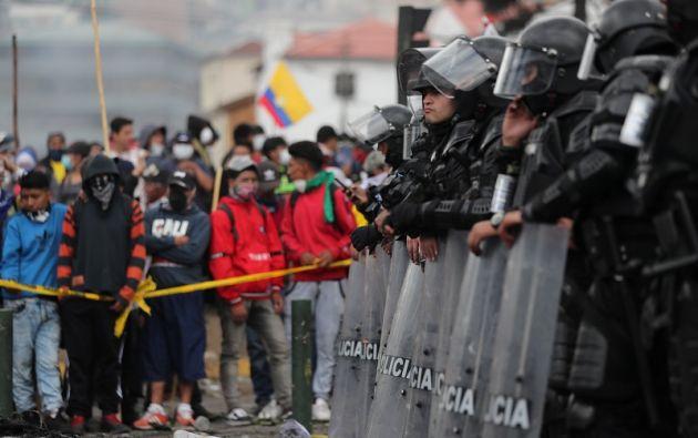 El Gobierno asegura que actuó con moderación y usando exclusivamente herramientas previstas en los convenios internacionales. Foto: Reuters