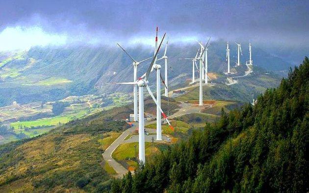 En Loja ya opera la planta Villonaco, que produce 17 MW.