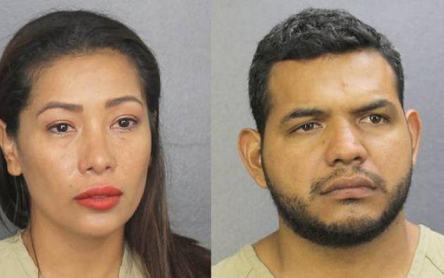 Pluas y Pinagote fueron retenidos con una fianza de $ 5.000 y se les ordenó no tener contacto con la niña.
