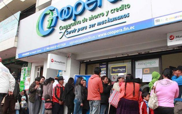 La cooperativa fue disuelta en 2013 después de descubrirse en ella toda una serie de irregularidades que condujeron a su bancarrota. Foto tomada de El Tiempo