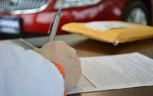 Fiscalía demostró que el ciudadano vendió un vehículo que no era de su propiedad. Foto: Pixabay