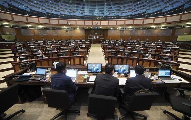 La propuesta remitida por el Ejecutivo contiene 404 artículos, 8 disposiciones generales, 25 transitorias, 4 derogatorias y una final.