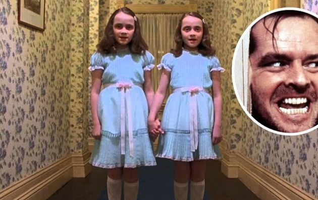 La película fue estrenada en 1980 y en ese entonces las gemelas Lisa y Louise Burns tenían 10 años.